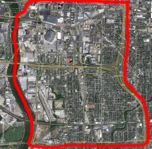 SVBA Boundary Map